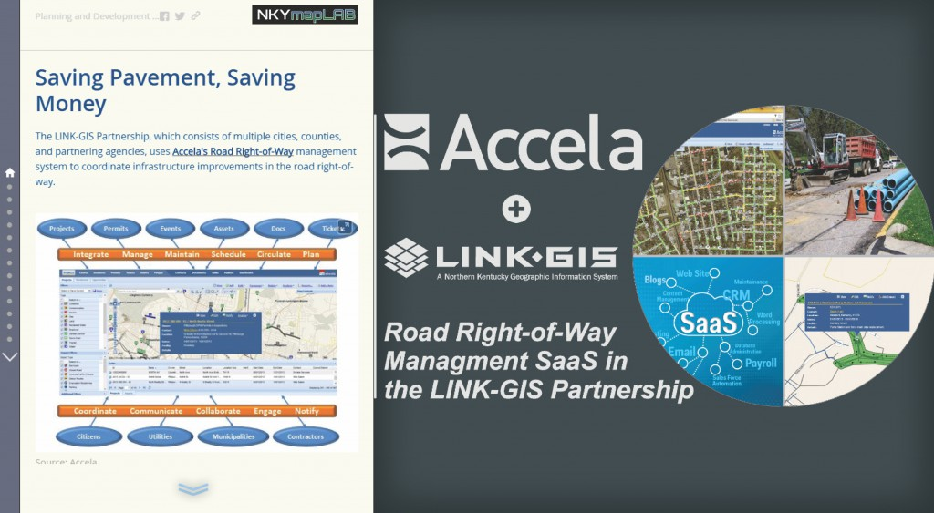 Accela Story Map